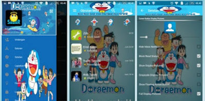 BBM MOD Doraemon New Based 2.12.0.11 APK