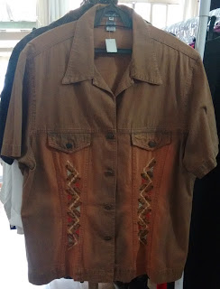 camisa Rosane Moraes 46