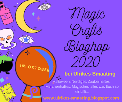Magic Crafts Bloghop 2020...