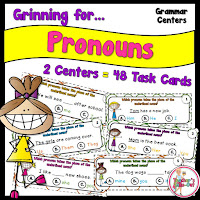 Grinning for Pronouns