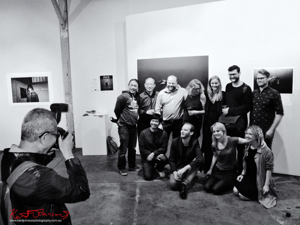 Coterie Exhibition, Depot Gallery I & II Danks Street. Curated by Sandy Edwards, Lyndal Irons and Paul McDonald.