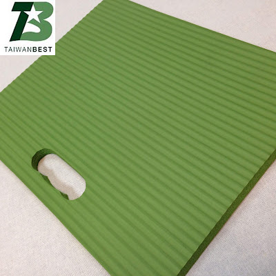 fongyee EVA foam GREEN with multiple applications 1