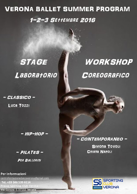 Cercasi Insegnante Hip Hop per Stage Verona