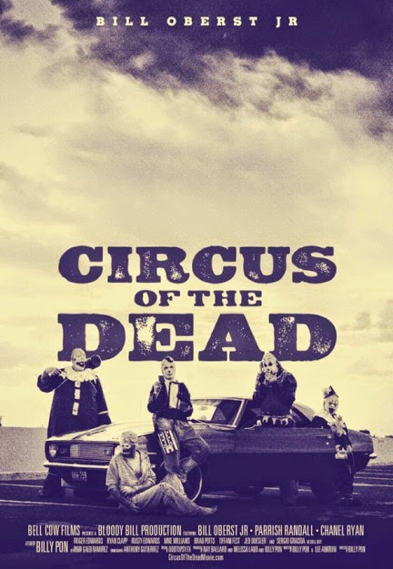 Circus of Dead, dirigida por Billy Pon