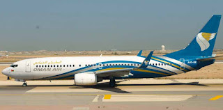 Oman Air meeting the increase in demand on the Muscat-Salalah route