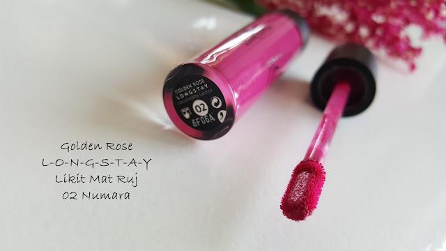 Golden Rose Longstay Likit Mat Ruj (02-07-10)