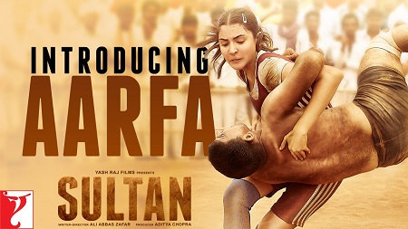 Sultan Introducing Aarfa Salman Khan New Indian Movie Anushka Sharma EID 2016