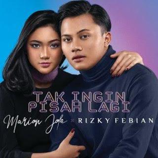 Download Lagu MP3 Marion Jola & Rizky Febian - Tak Ingin Pisah Lagi