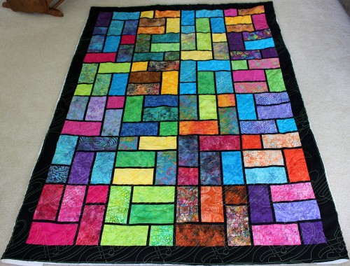 Beautiful Skills Crochet Knitting Quilting Batik Stained Glass