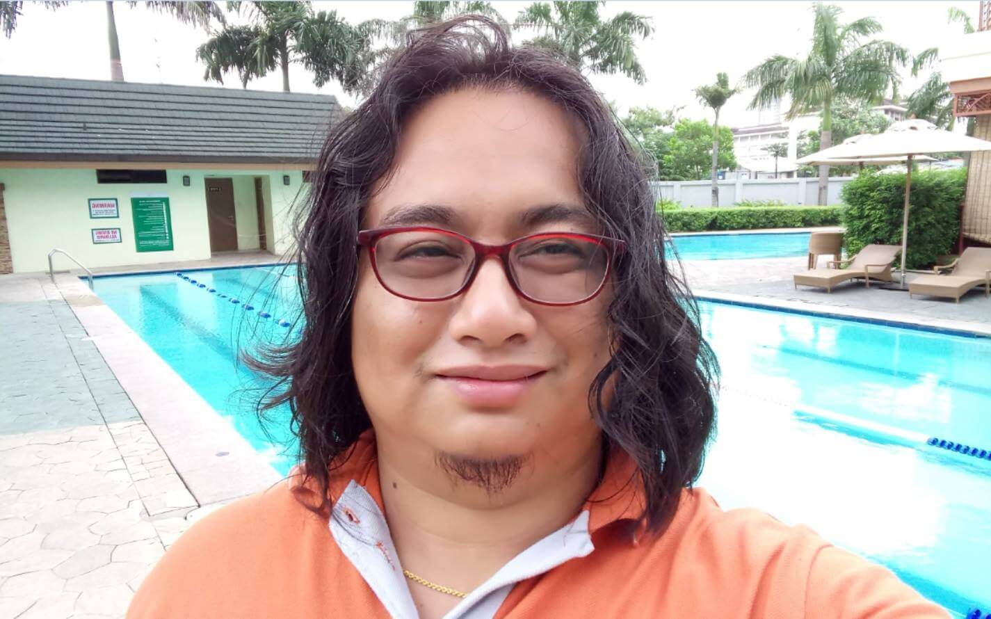 LG Stylus 3 Review - Front Camera Sample - Pogi