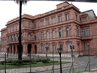 A Casa Rosada, no Coração de Buenos Aires