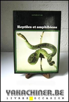 Maurice Burton, reptiles et amphibiens