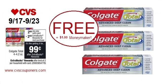 http://www.cvscouponers.com/2017/09/free-100-money-maker-for-colgate-total.html