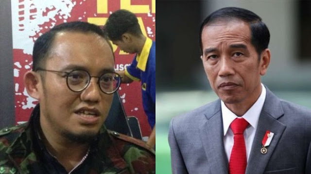 Dahnil Anzar Simanjutak: Polisi-TNI Masuk Kampus Minta Daftar Penceramah? Apa Maksudnya Pak Jokowi?