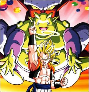 Dragon Ball Z Pelicula 12 - La fusión de Goku y Vegeta