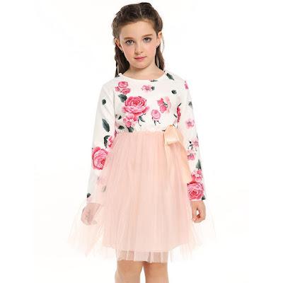 Vestidos de niñas casuales