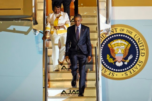 Jamaica, President Obama's Visit, CARICOM Neglect and The Chinese Invasion