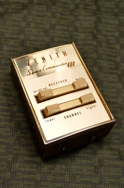 Clickers And Things Zenith Space Commander 400