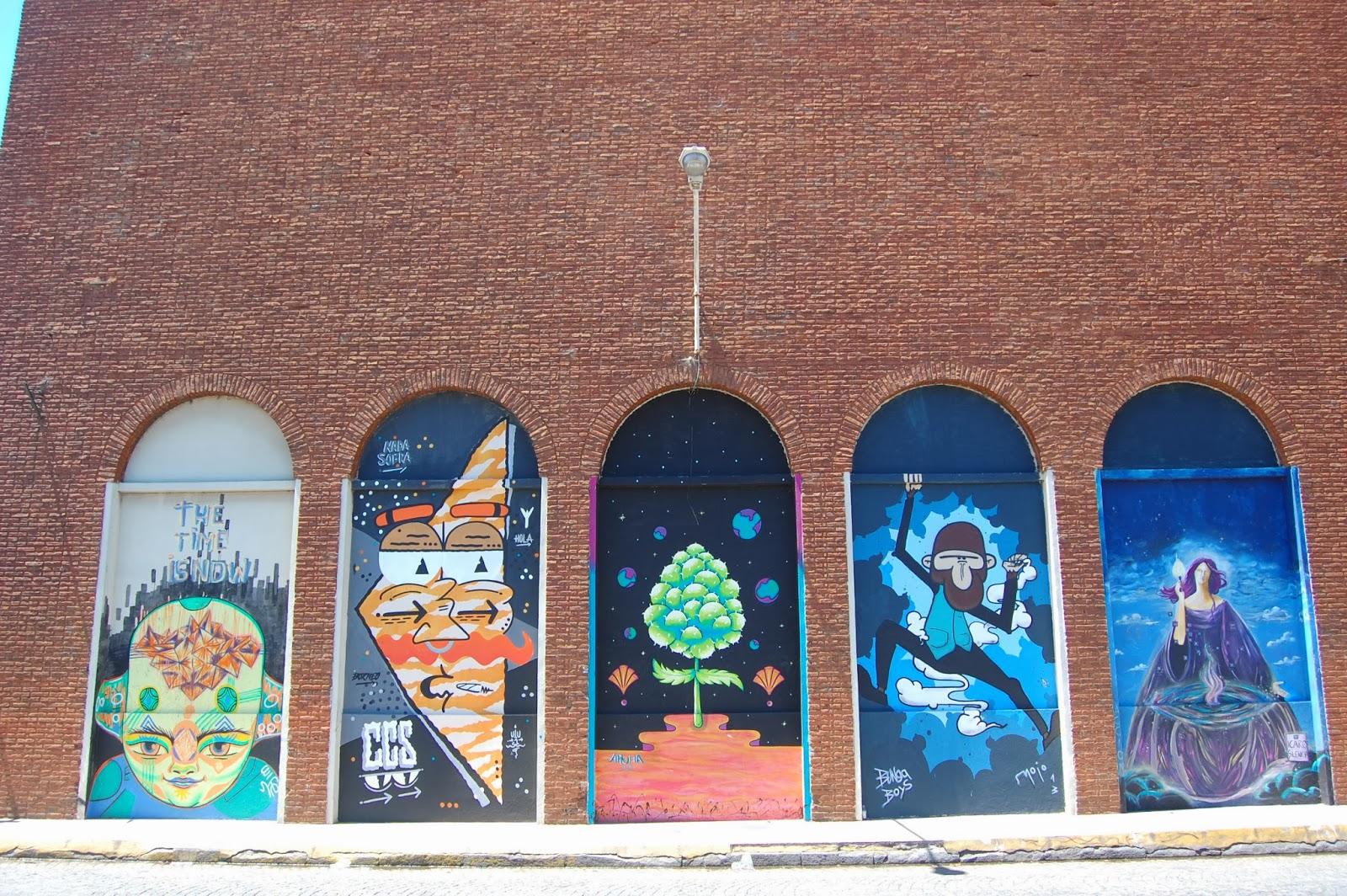 Graffiti Brains A Sticky Situation