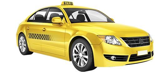 Taxi car used