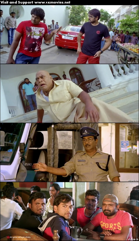 Mental Police 2016 UNCUT Dual Audio Hindi 480p HDRip