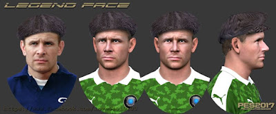 PES 2017 Faces Lev Yashin by Love01010100