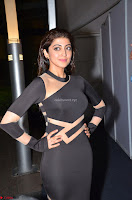 Pranitha Subhash in a skin tight backless brown gown at 64th Jio Filmfare Awards South ~  Exclusive 097.JPG