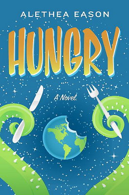 Book cover: Hungry by Alethea Eason