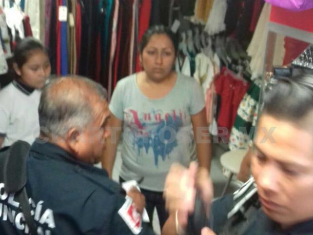 """""""Minusválido"""" y taxista atracan una boutique"""