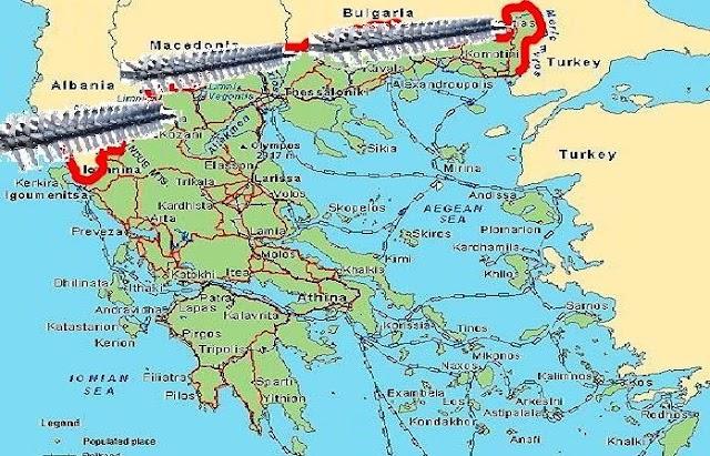 Διεθνής απομόνωση: Μετά τα Σκόπια και τη Βουλγαρία σφραγίζουν τα σύνορα τους με την Ελλάδα μέχρι και οι Αλβανοί