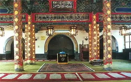 مسجد هوايشينغ  Huaisheng Mosque
