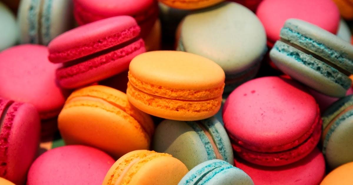 Aprenda a fazer Macarons de maneira fácil - Amando Cozinhar ...