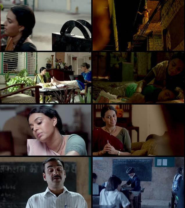 Nil Battey Sannata 2016 Hindi 720p DVDRip