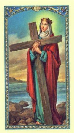Fête de l`Exaltation de la Sainte-Croix  - 14 septembre 2019 - ( Images et Musique) - tableau Poétique  St.%2Bhelena