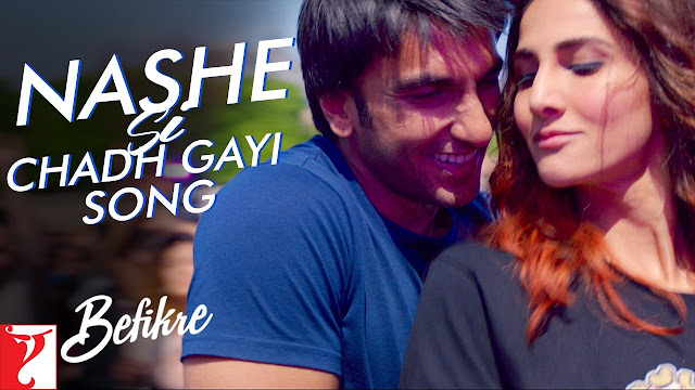 Nashe Si Chadh Gayi lyrics
