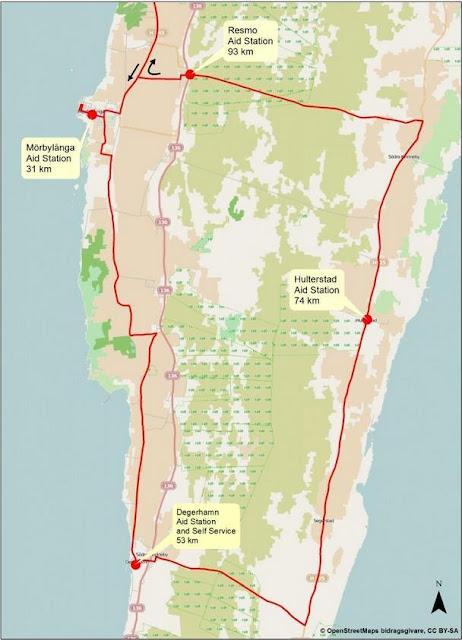 Frazione di bici Ironman Kalmar 2013