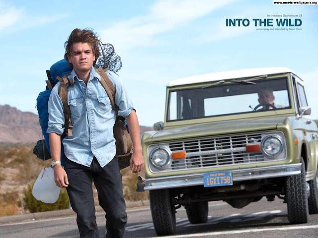INTO THE WILD Movie: Kebahagiaan Itu Nyata Apabila Dibagi
