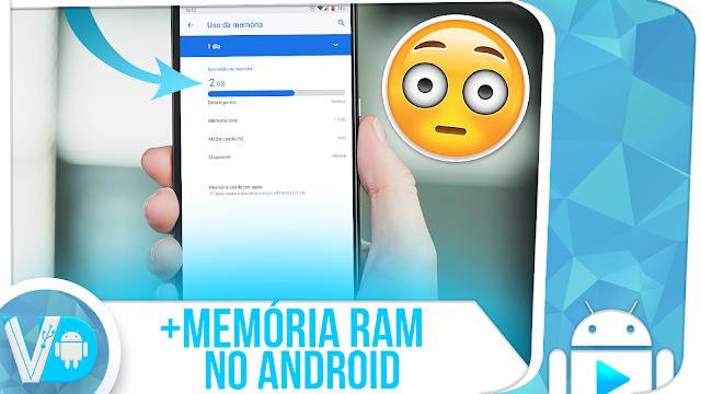INÉDITO! AUMENTE a MEMÓRIA RAM do Android / DEIXE O CELULAR MAIS RÁPIDO [SEM ROOT]
