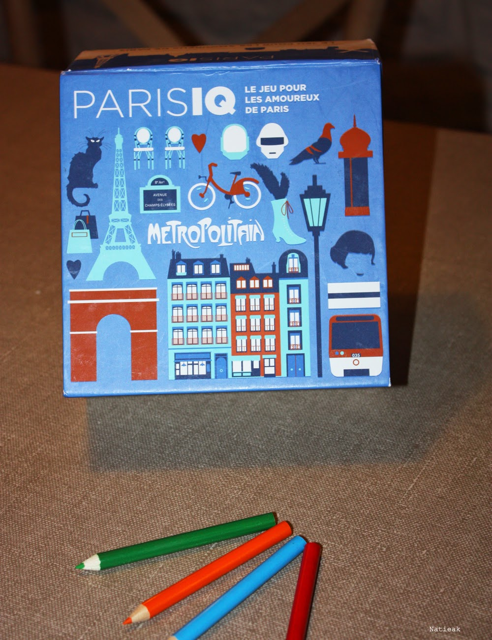 ParisIQ