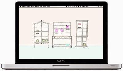 Fondo de Pc organiza tu escritorio con estanterias