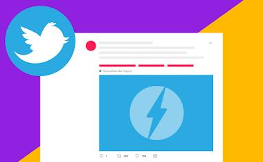 Cara Memasang Post Twitter di Postingan Blog AMP