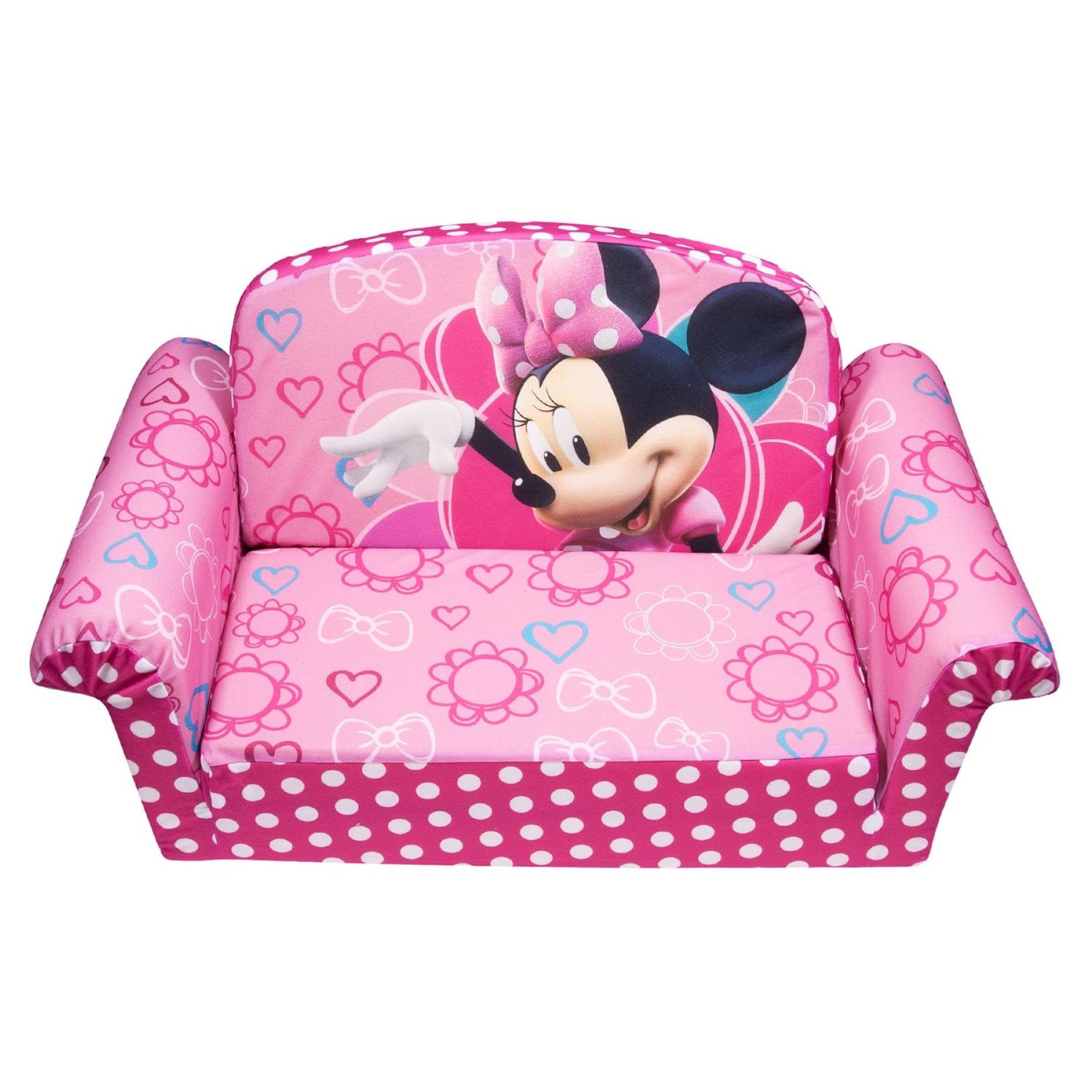 Minnie Mouse Fold Out Couch
