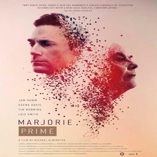 Marjorie Prime, Marjorie Prime Synopsis, Marjorie Prime Trailer, Marjorie Prime Review, Poster Marjorie Prime