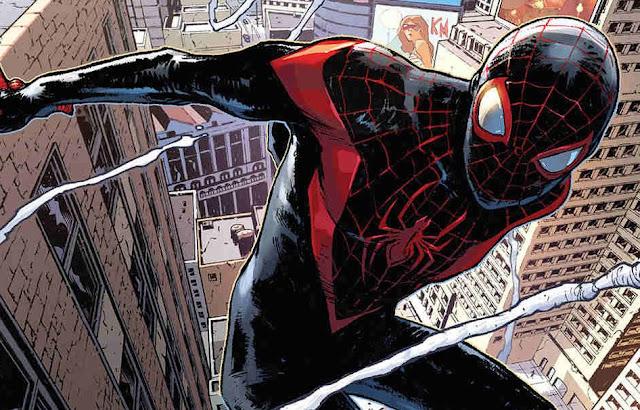 Kekuatan Spider-Man (Miles Morales) siapa miles morales adalah