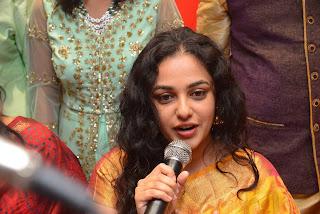 Nithya Menen Stills At Kalamandir (14).JPG