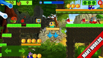 Jungle Castle Run 3 v2.0 Apk-screenshot-1