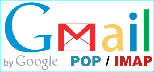 Cara Mengaktifan Pengaturan POP dan IMAP Pada GMail