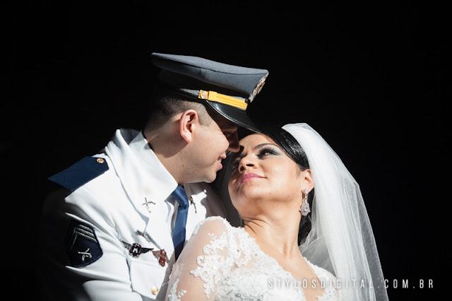 casamento policial