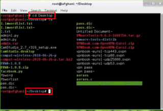 easy way to hack facebook and Email ID with Kali Linux