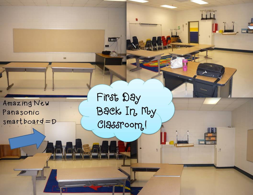 a day in the life of a title i teacher back to school a peek